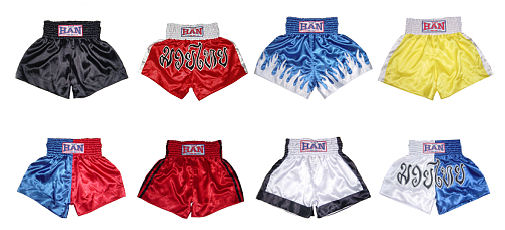 All products are authentics Thai products in high quality. Below are our  popular Muay Thai shorts in variety styles  a5567f4c9